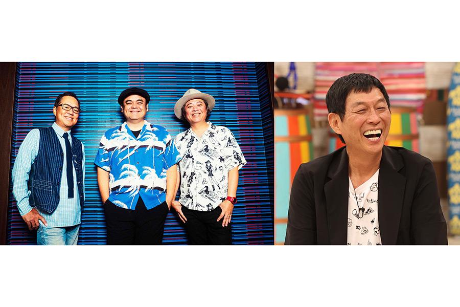 明石家さんま「FNS歌謡祭」に10年ぶり登場、BEGINとコラボ 平手友梨奈ら出演も発表