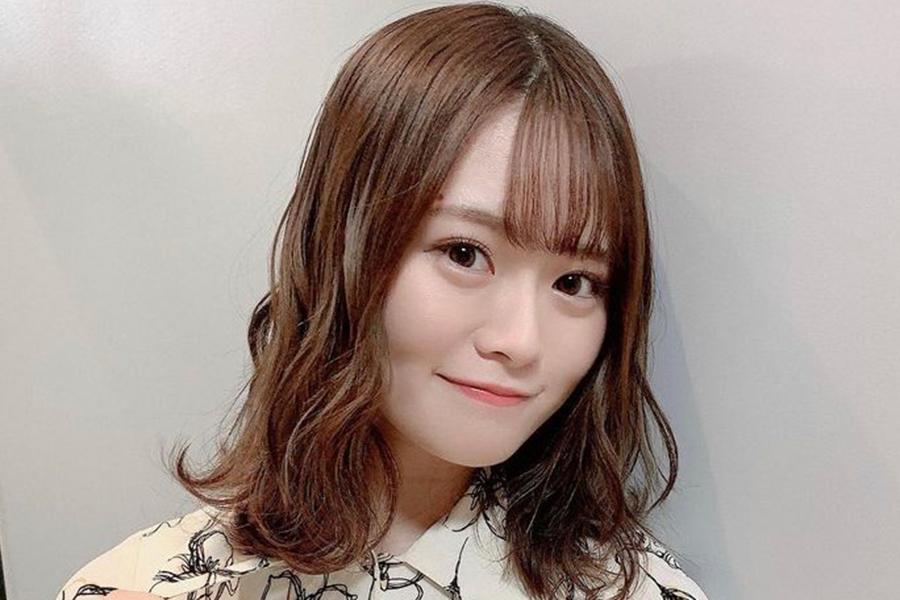 「乃木坂46」山崎怜奈【写真:インスタグラム(@rena_yamazaki.official)より】