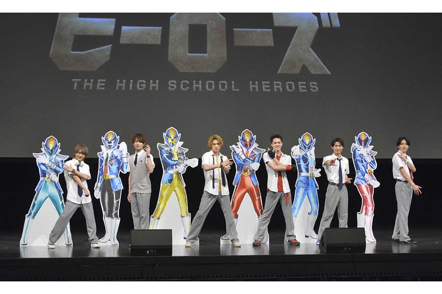 「美 少年」、主演ドラマ主題歌担当のKAT-TUNに出演依頼「可能でしたらお願いします」