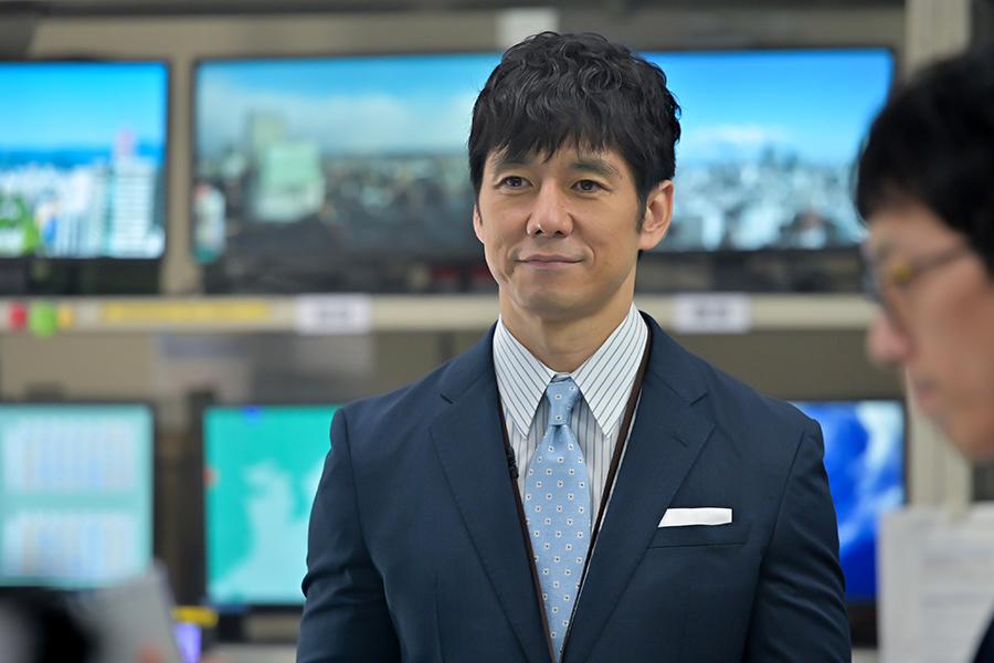 西島秀俊が朝ドラで演じる気象キャスター、表に出ていない設定「心の傷を負っていて」