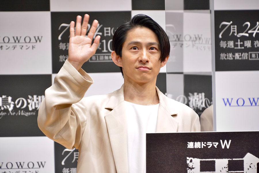 """V6三宅健、過去の""""ターニングポイント""""にしみじみ 「感謝しかないです」"""