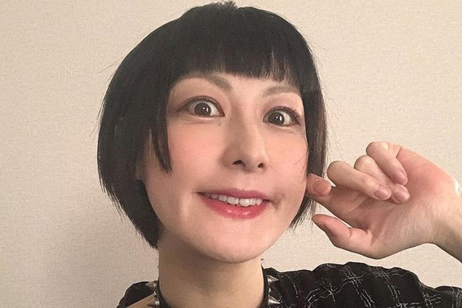 鳥居みゆき【写真:インスタグラム(@toriimiyukitorii)より】