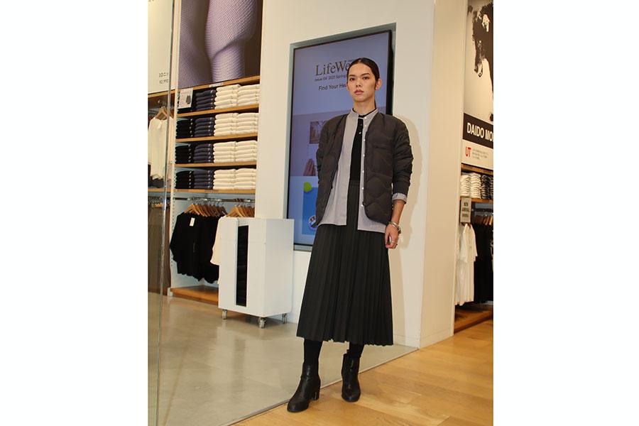 バンタン×ユニクロ、性別、国籍、年齢の固定観念壊す「新・ボーダレスファッション」展示