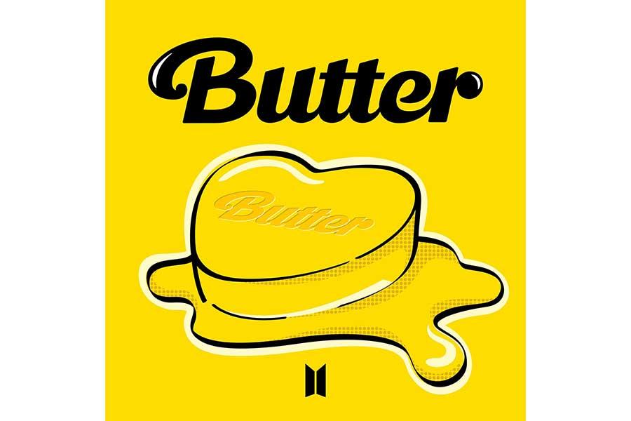 「Butter」のMVにはどんな秘密が?【写真:(C)BIGHIT MUSIC】