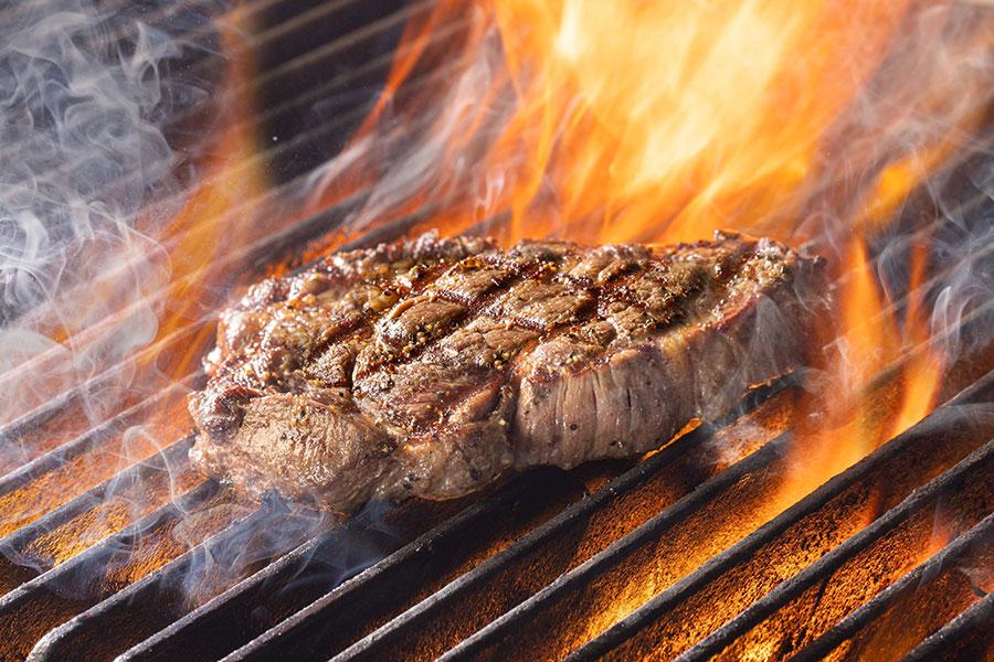 ウルグアイ産のナチュラルビーフステーキが新登場だ