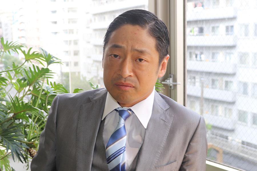 「安田大サーカス」の団長安田【写真:ENCOUNT編集部】