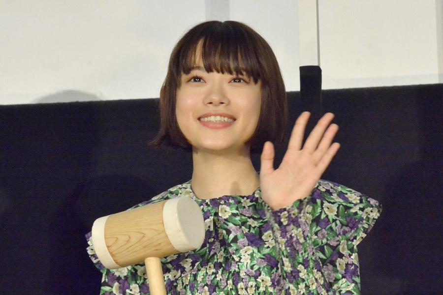 杉咲花、声優を務めたアニメ映画公開「明日がちょっとでも楽しみになったらうれしい」