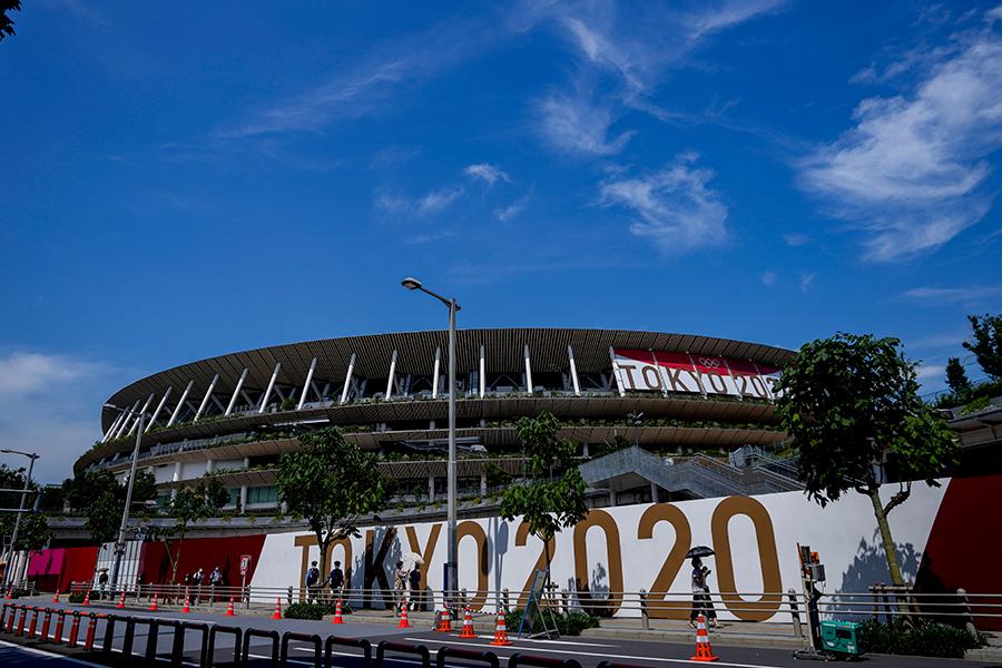 日本の缶チューハイと絶景に脚光 カナダ記者、「五輪の友人」コテージ写真を公開