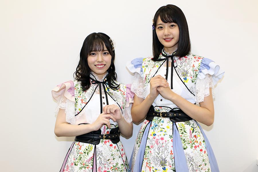今年の夏は一番アツくする― STU48岩田陽菜×瀧野由美子、夏の瀬戸内ツアーへの思い