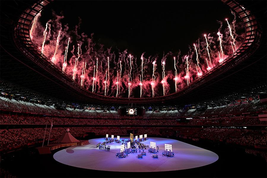 開会式の歌舞伎パフォーマンスに世界から賛辞続々「日本は唯一無二だ」「時代を超越する」