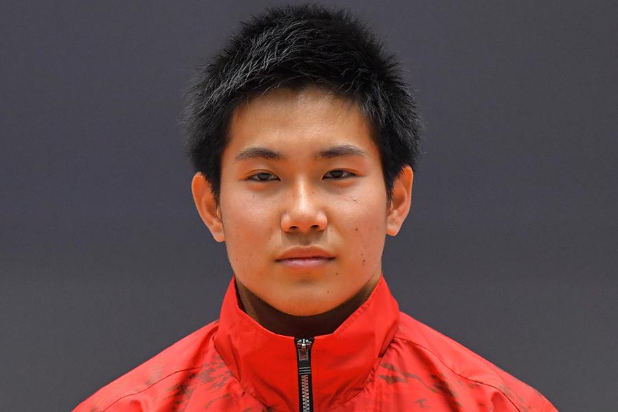 東京五輪・男子トランポリン日本代表の堺亮介【写真:Getty Images】