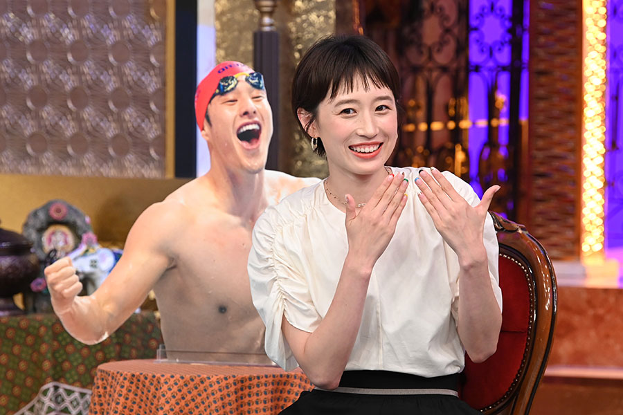 「今くら」4年ぶりスタジオ収録の平愛梨、瀬戸大也の妻・馬淵優佳が出演 辻希美らも登場