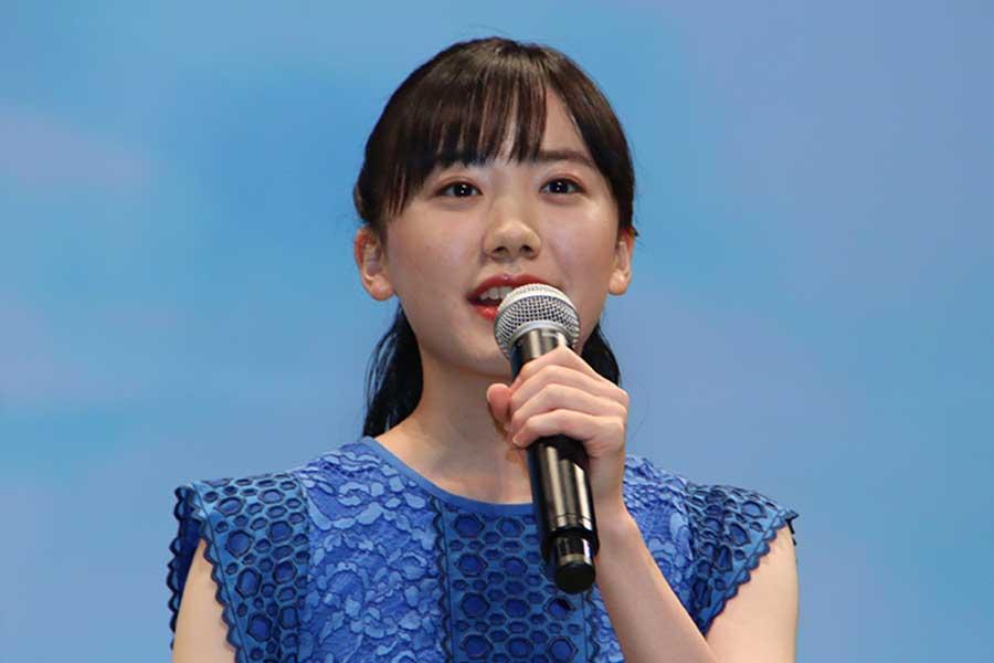 芦田愛菜、女優としての目標は大竹しのぶ「バラエティーとお芝居では雰囲気が違う」