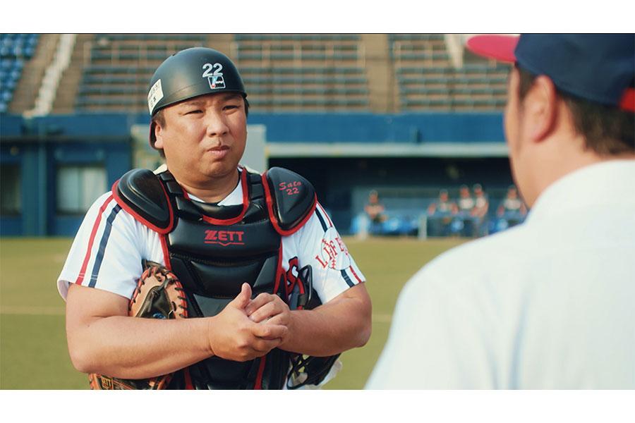 里崎智也、ドラマ初出演が決定 視聴者に「SNSでバズらせてください!」と希望