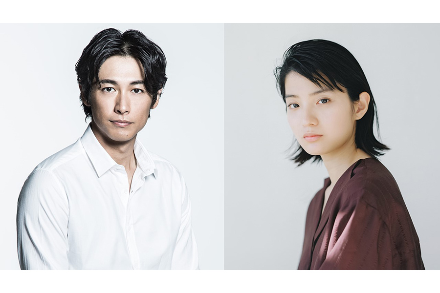 出演するディーン・フジオカと蒔田彩珠【写真:(C)2021「PURE JAPANESE」製作委員会】