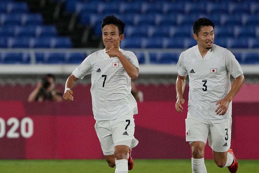 サッカー男子フランス戦、日本の快進撃に瞬間最高視聴率25.6% 平均世帯視聴率18.5%