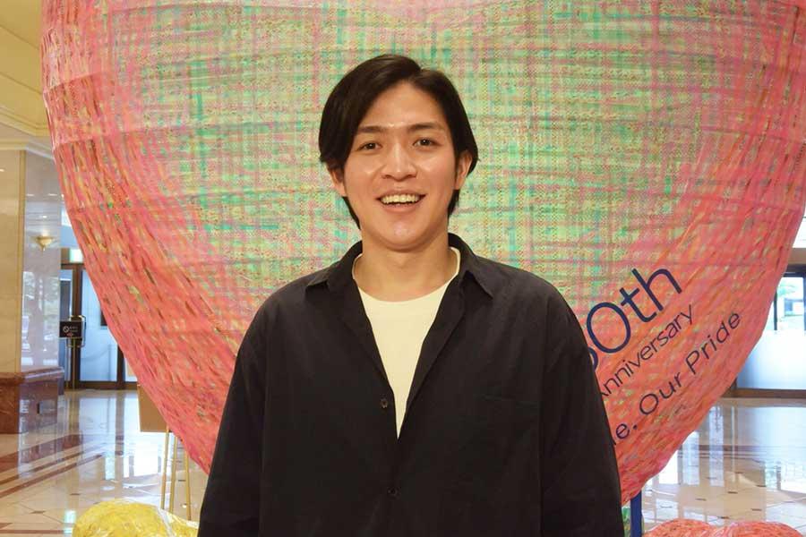 俳優・原沢侑高、どん底から這い上がった兄・原沢久喜は誇り「一番かっこいいアニキ」