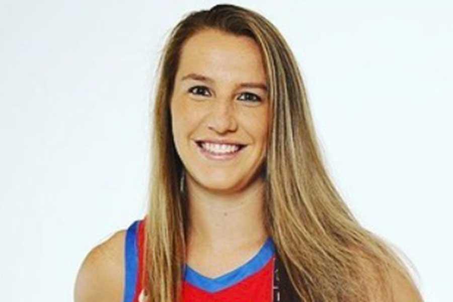 東京五輪・バスケットボール女子のプエルトリコ代表アリ・ギブソン【写真:インスタグラム(@agibbles)より】