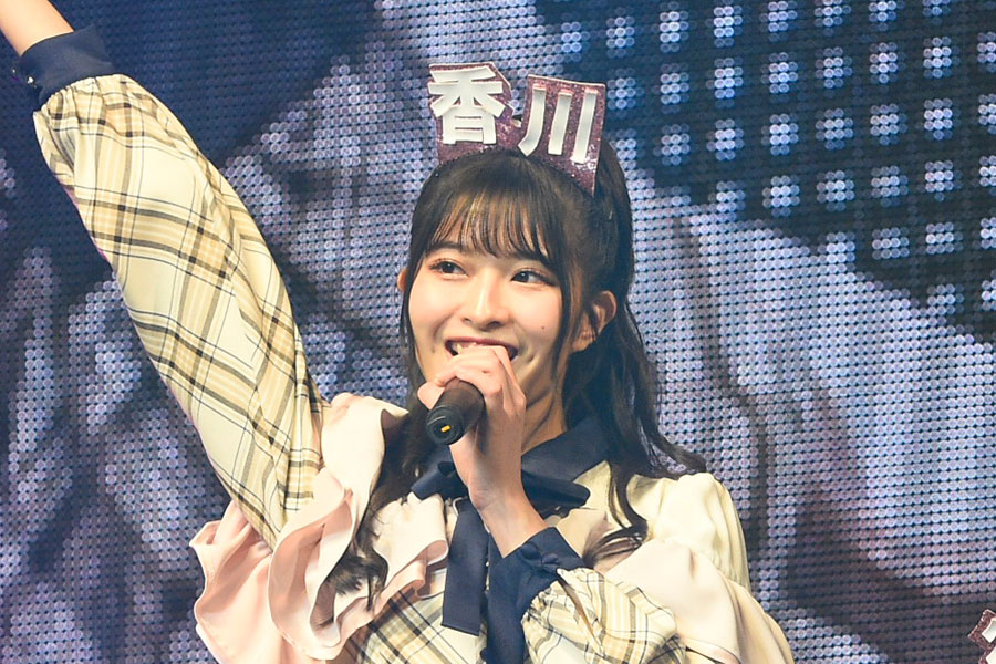 「AKB48」チーム8香川県代表・行天優莉奈、新型コロナ感染 発熱→PCR検査で陽性判定