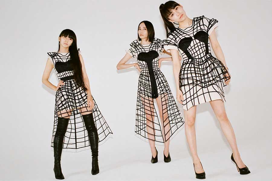 Perfume、初EP盤「ポリゴンウェイヴ EP」 新曲含む計7曲収録、2形態で9・22リリース