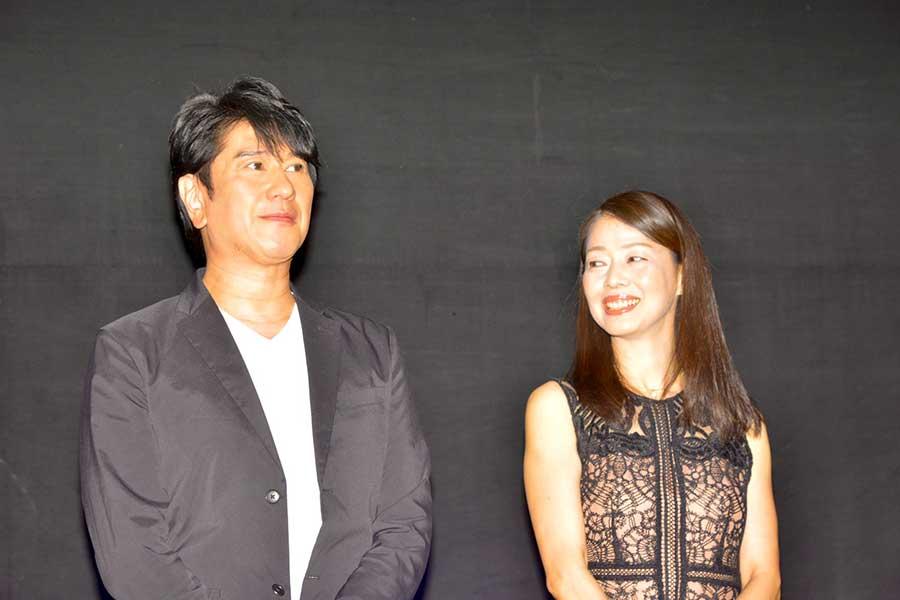 野村真美、映画共演の川崎麻世の印象明かす 「みんなを見守っていて誠実」