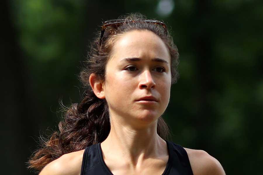 東京五輪・女子マラソン米国代表のモリー・セイデル【写真:Getty Images】