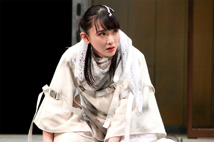 エン*ゲキ#05「-4D-imetor」に出演する生駒里奈【写真:ENCOUNT編集部】