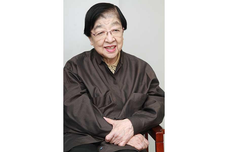 94歳の石井ふく子さんを動かすパワーの源「負けてたまるか」 忘れられぬ戦争中の出来事
