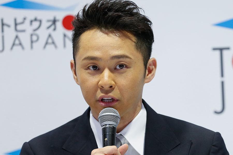 北島康介&野村忠宏、「裏リンピック」映像に驚きの声「最強の男に意外な一面です」