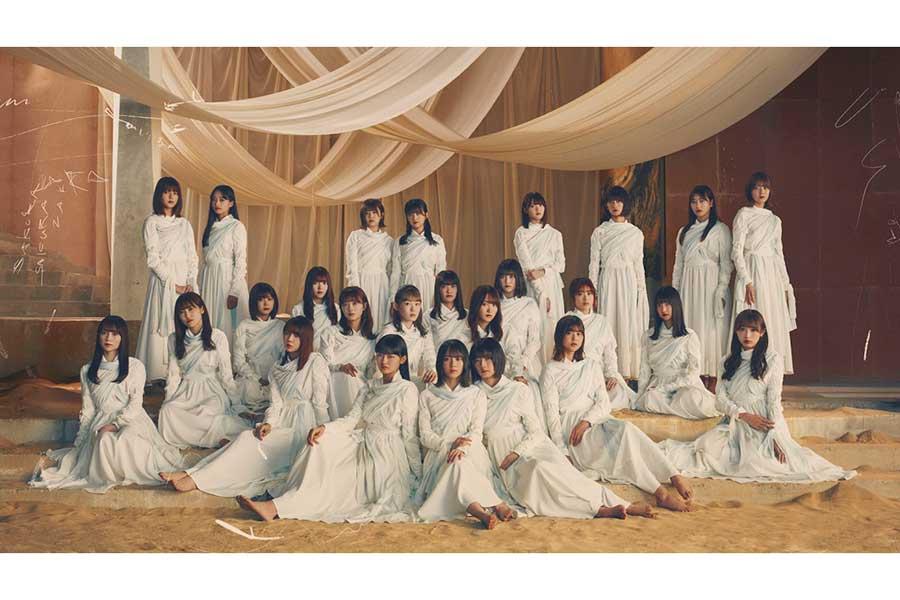 アリーナツアー・ファイナルをさいたまスーパーアリーナ3DAYSで行うことを発表した櫻坂46