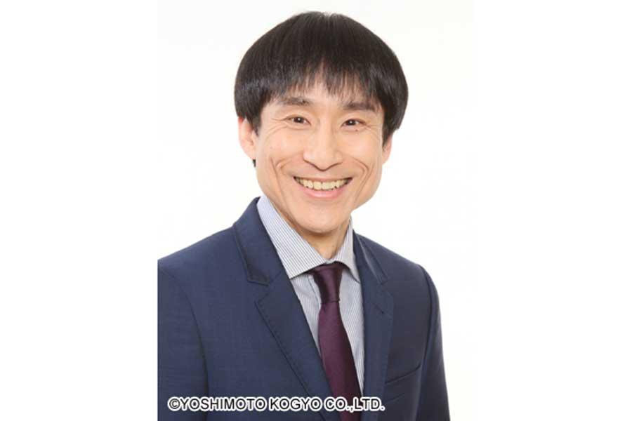 なだぎ武【写真:(C)YOSHIMOTO KOGYO CO.,LTD.】