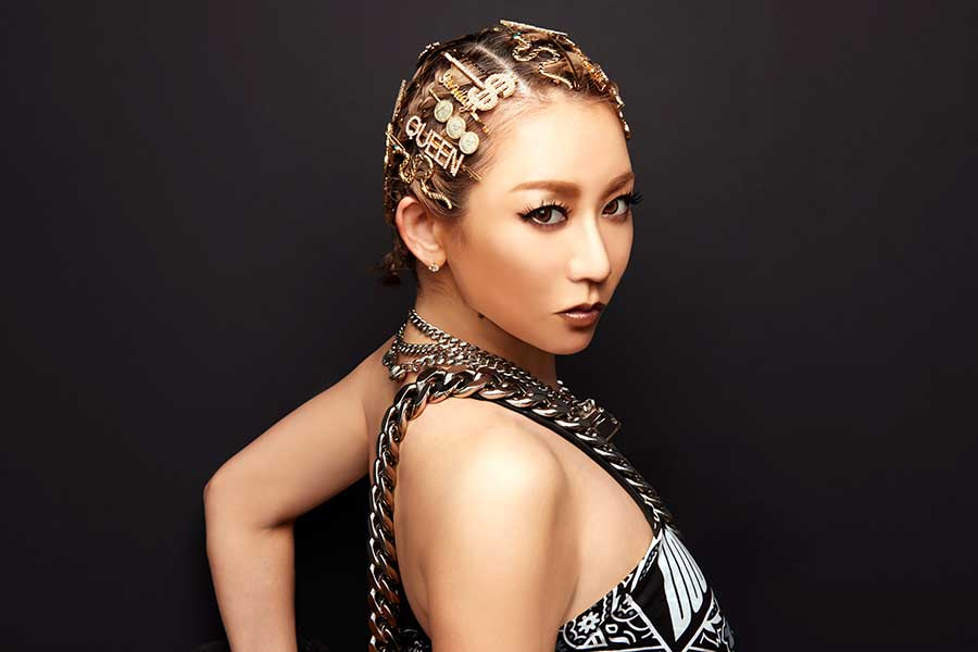 夏曲第2弾となる「Doo-Bee-Doo-Bop」のリリースを発表した倖田來未