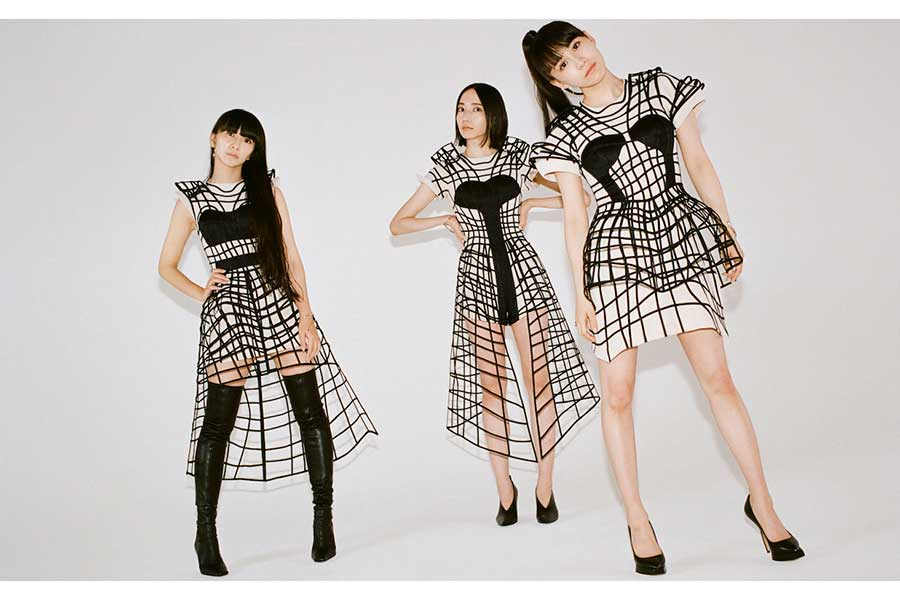 「Perfume」が新曲「ポリゴンウェイヴ」ののダンスプラクティスビデオを公開