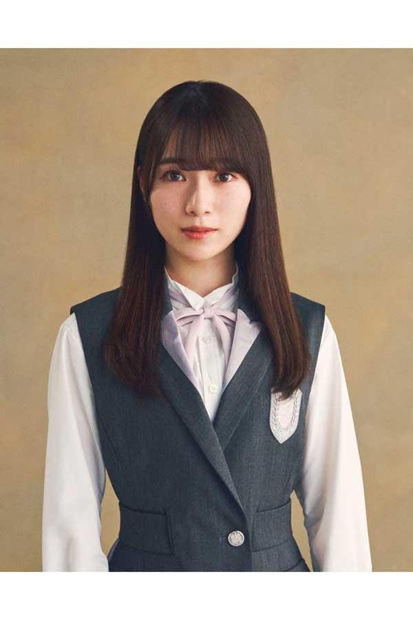 8~9月の「ラヴィット!ファミリー」木曜担当する「櫻坂46」の守屋麗奈