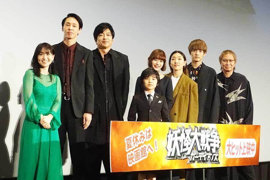 """大沢たかお、結婚発表の大島優子を祝福「冷たくされて、""""こういうことなんだ""""って」"""