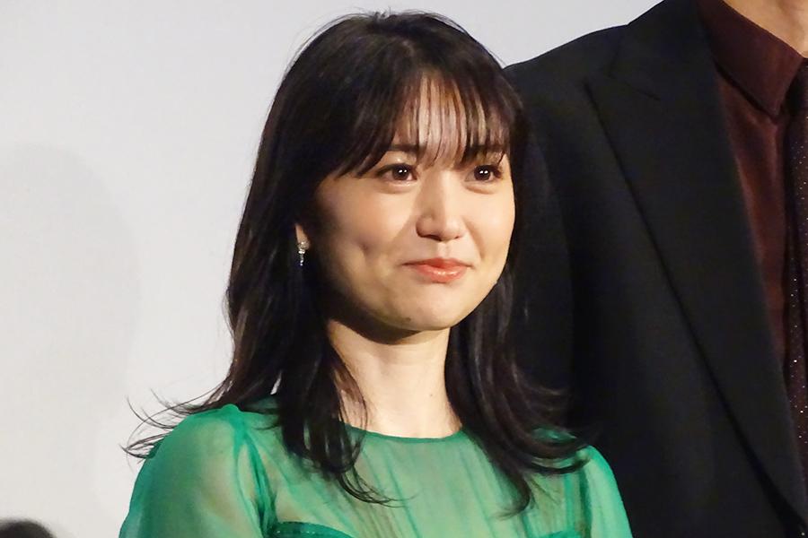 大島優子、結婚発表後初の公の場で笑顔 三池監督も祝福「僕は林遣都になりたいね」