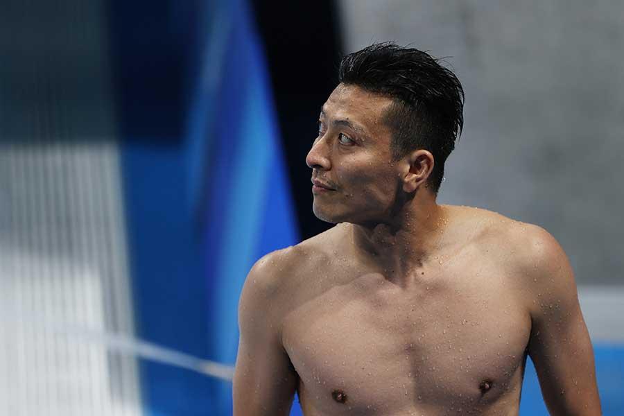 東京五輪・男子飛び込み日本代表の寺内健【写真:Getty Images】