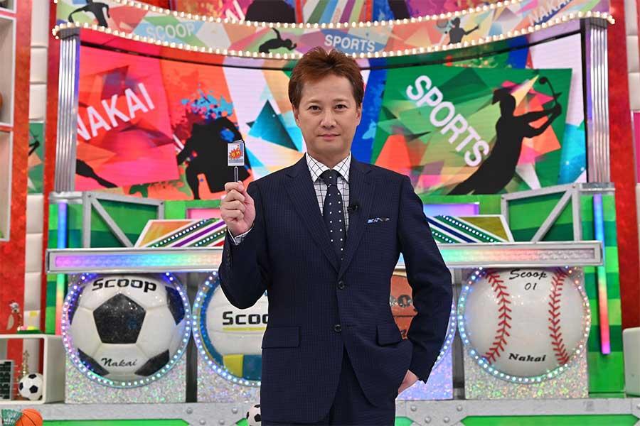 「中居正広のスポーツ!号外スクープ狙います!」は東京五輪特集【写真:(C)テレビ朝日】
