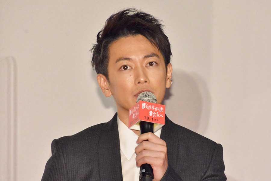 佐藤健の役者魂、11年ぶりに共演の阿部寛が絶賛「集中力があって素晴らしい役者さん」