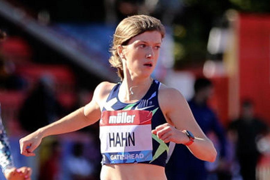 東京パラリンピック・女子陸上のイギリス代表ソフィー・ハーン【写真:Getty Images】