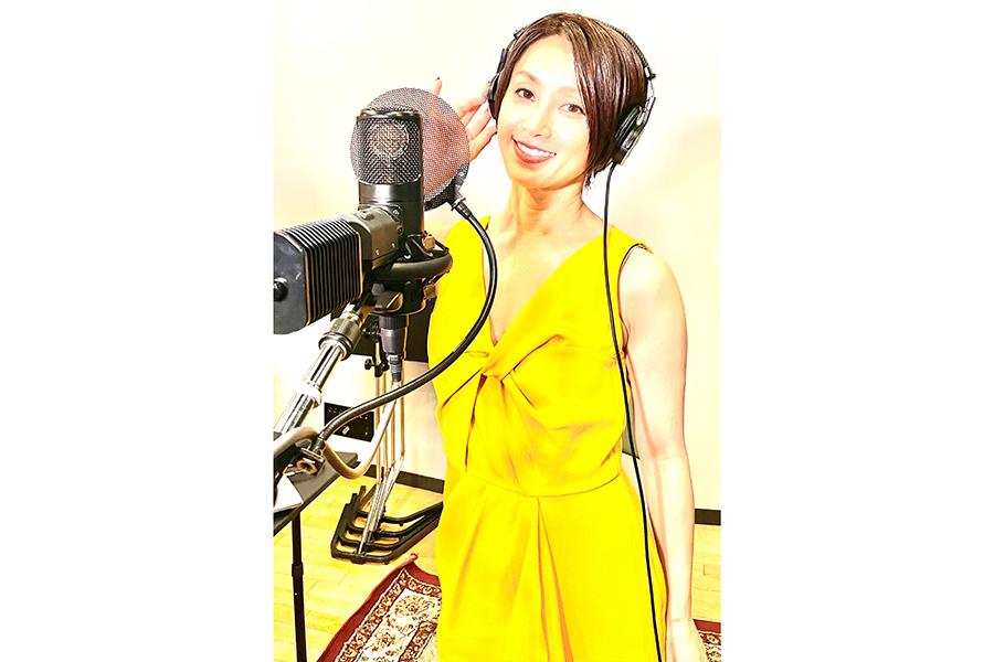 酒井法子、代表曲「碧いうさぎ」新バージョンをレコーディング「とてもうれしいです」