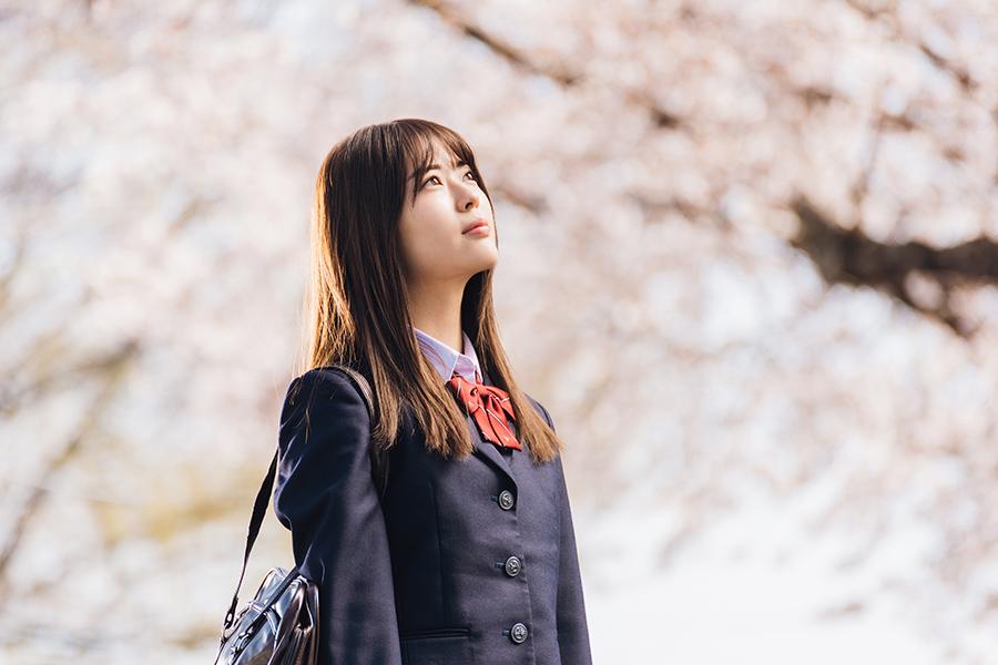 映画初主演が決定した「乃木坂46」岩本蓮加【写真:(C)2021『世の中にたえて桜のなかりせば』製作委員会】