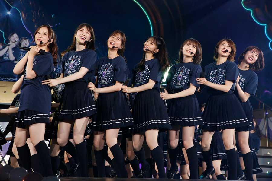 「乃木坂46 真夏の全国ツアー2021 ~福岡公演~」に登場した1期生メンバー