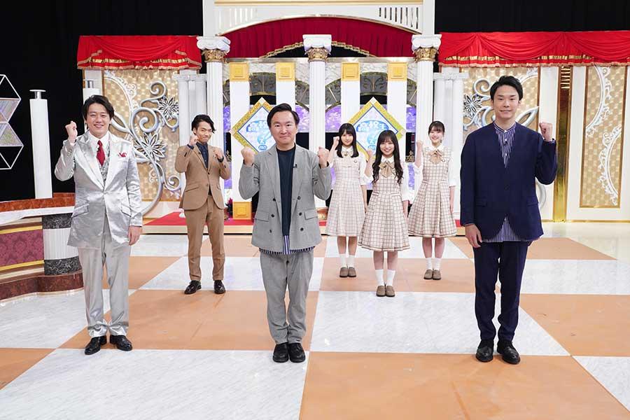「高校生クイズ」の放送日が決定した【写真:(C)日本テレビ】