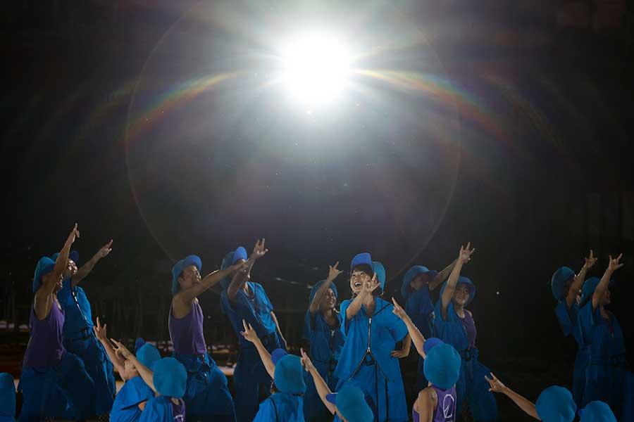 東京パラリンピックの開会式にはるな愛登場【写真:Getty Images】