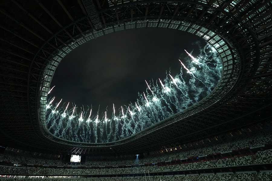 アフガニスタンは東京パラリンピックの開会式、入場行進のみに参加【写真:AP】