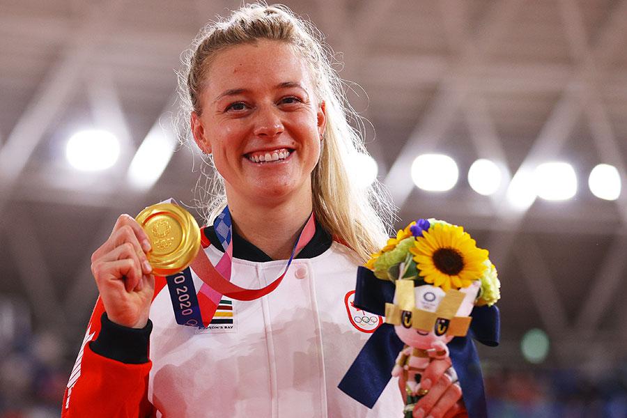 日本人は「親切で、礼儀正しく、協力的で、フレンドリー」 金メダルのカナダ選手が絶賛