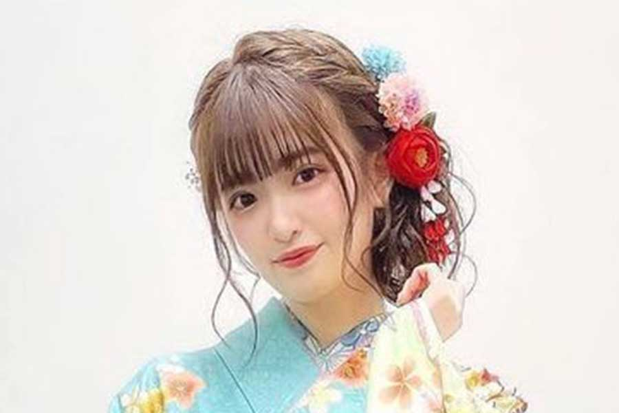 「AKB48」の武藤小麟【写真:インスタグラム(@muto_orin)より】