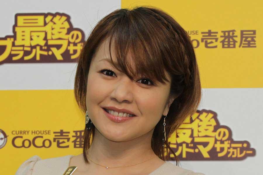 中澤裕子(写真は2012年)【写真:Getty Images】