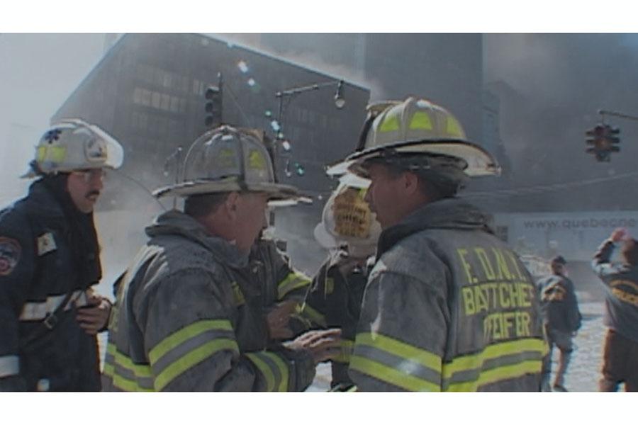 「9.11:アメリカを襲ったあの日の出来事」日本初放送 命がけで周囲の人々を救った者たちの姿
